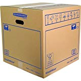 Bankers Box 6207401 Scatola per Traslochi, 44.6 x 44.6 x 44.6 cm