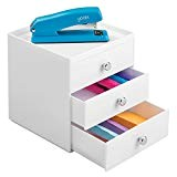 cod. #1712003050 5 cassetti grigio 250x332x322 mm DURABLE cassettiera per documenti f.to A4 e C4 Idealbox Basic 5Blue Angel