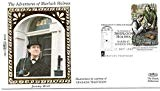 Sherlock Holmes First Day cover speciale timbro postale Baker Street 1993