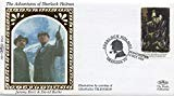 Sherlock Holmes First Day cover speciale timbro postale Granada TV 1993