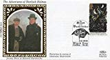 Sherlock Holmes First Day cover speciale timbro postale Sound of the Baskervilles 1993