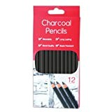 Carboncino naturale Pitt Faber-Castell 129298 ca 5-8 mm