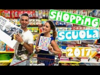 BACK TO SCHOOL 2017 | SHOPPING PER LA SCUOLA
