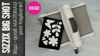 Big Shot Sizzix: Quali materiali tagliano le fustelle?