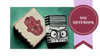 Come rilegare un quaderno | DIY notebook